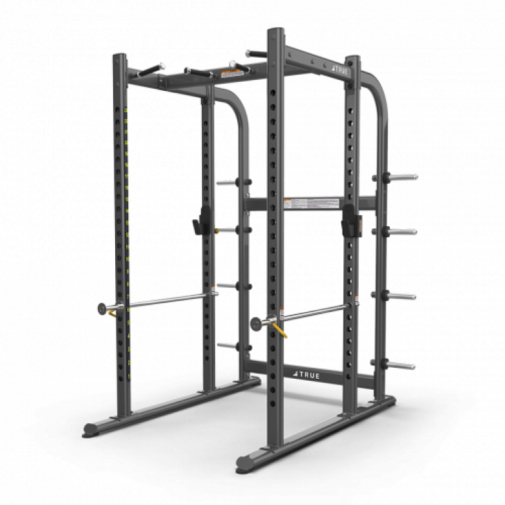 Picture of XFW-7900 Power Rack with Plate Holders