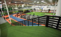 Ecore Infill Athletic Flooring
