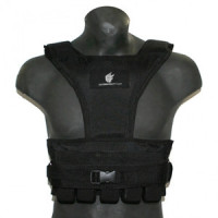 25lbs Adjustable Weighted Vest