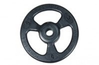 ISO-Grip Olympic Plate (Steel)
