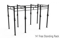 X Rack Free Standing 4FT - 14FT