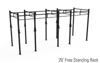X Rack Free Standing 4FT - 20FT