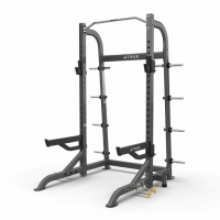 XFW-8100 Half Rack with Plate Holders